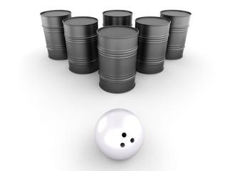 Öl Bowling