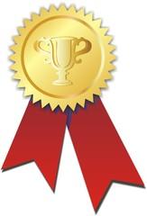 médaille trophée