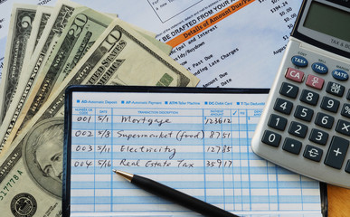 Make payments for household expenses