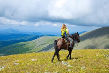 Papiers peints Equitation Horseback riding