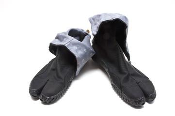 Ninja shoes,zapato tradicional japonés