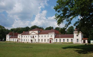 Varaklani palace, Latvia