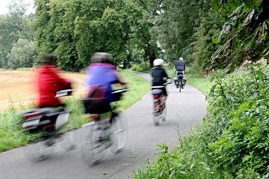 Radtour der Senioren