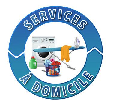 """Label """"services à domicile"""""""