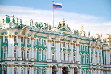 Hermitage, St. Petersburg, Russia