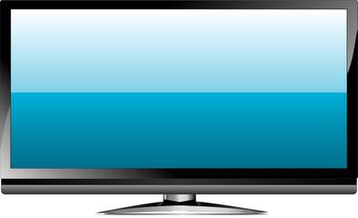 HDTV WideScreen blue