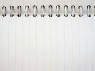 vintage notebook background
