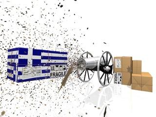 SPEDIZIONE RAPIDA GRECIA