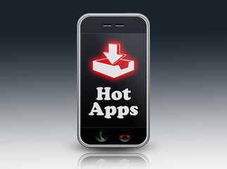 "Smartphone ""Hot Apps"""