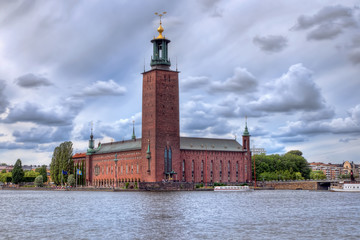 Stockholm city-hall