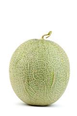 Isolated ripe melon