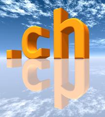 CH Top Level Domain von der Schweiz