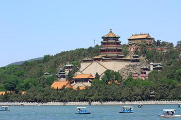 Foto op Plexiglas Beijing landscape of summer palace