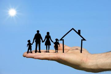 projet de construction de la famille