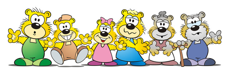 Teddys Family