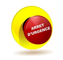 Photos illustrations et vid os de arr t d 39 urgence - Bouton arret d urgence ...