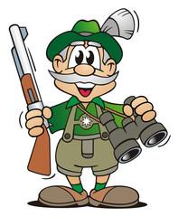 Hunters Equipment