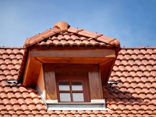 Photos illustrations et vid os de lucarnes - Lucarne de toit castorama ...