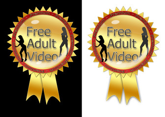 Free Adult Video Button