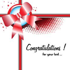 Congratulations greeting