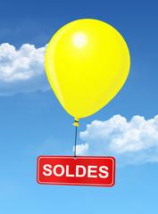 Ballon Soldes