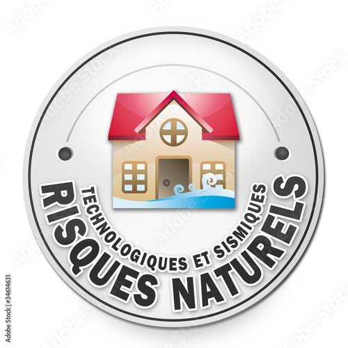 diagnostic immobilier risques naturels photo libre de droits sur la banque d 39 images fotolia. Black Bedroom Furniture Sets. Home Design Ideas