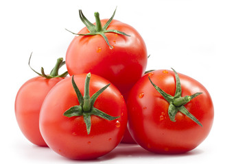 In de dag Keuken Tomatos