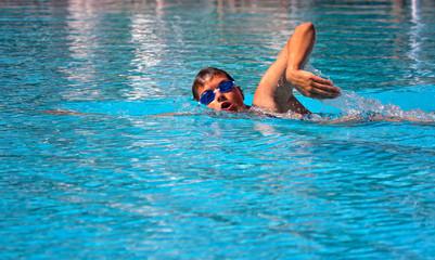 Schwimmstil