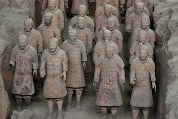 Armée de terre cuite, Chine 05