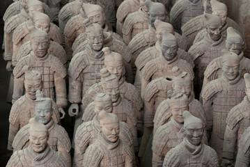 Armée de terre cuite, Chine 08