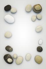 stones frame