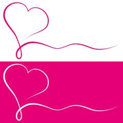 Love-Heart Pink