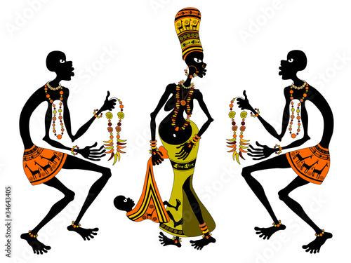 Рисунок Знакомство С Африкой