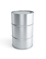 steel barrel