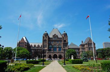 Toronto - Ontario Legislature Building