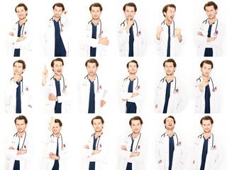 Arzt Collage