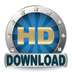 HD DOWNLOAD ICON