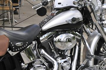 Door stickers Motor sports motorcycle