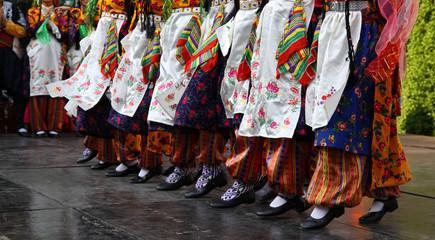Turkish dance