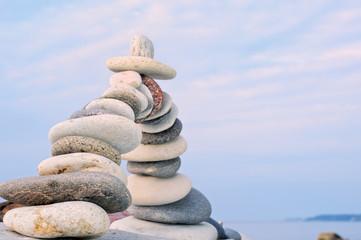 Combination of stones