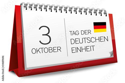 kalender rot 3 oktober tag der deutschen einheit flagge stockfotos und lizenzfreie vektoren. Black Bedroom Furniture Sets. Home Design Ideas