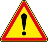 panneau attention danger photo libre de droits sur la banque d 39 images image 5909700. Black Bedroom Furniture Sets. Home Design Ideas