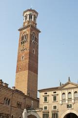 Verona (Veneto, Italy), ancient tower