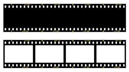 Negativ Film Filmstreifen