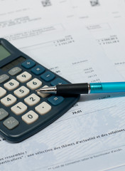 calcul des comptes