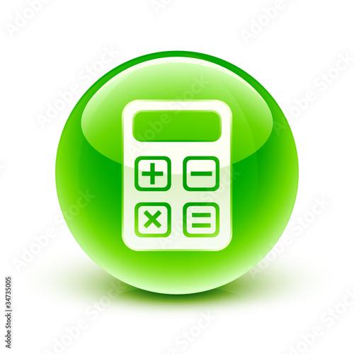 Ic ne calculatrice finance calculator icon fichier for Calculette en ligne gratuite