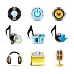 Music icons   Bella series