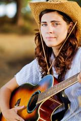 beautiful young country girl