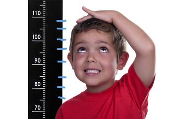 measured child
