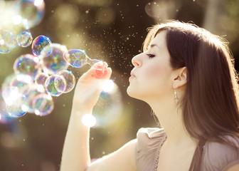 summer soapbubbles